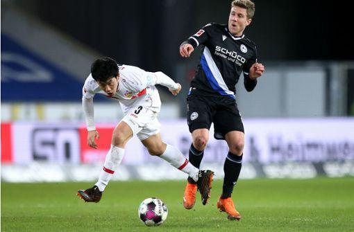 Warum sich Sven Schipplock für die U21 des VfB  entschied
