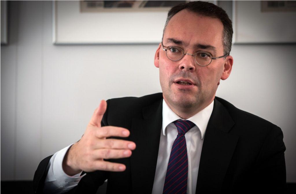 Peter Friedrich verlässt die politische Bühne. Foto: Lichtgut/Achim Zweygarth