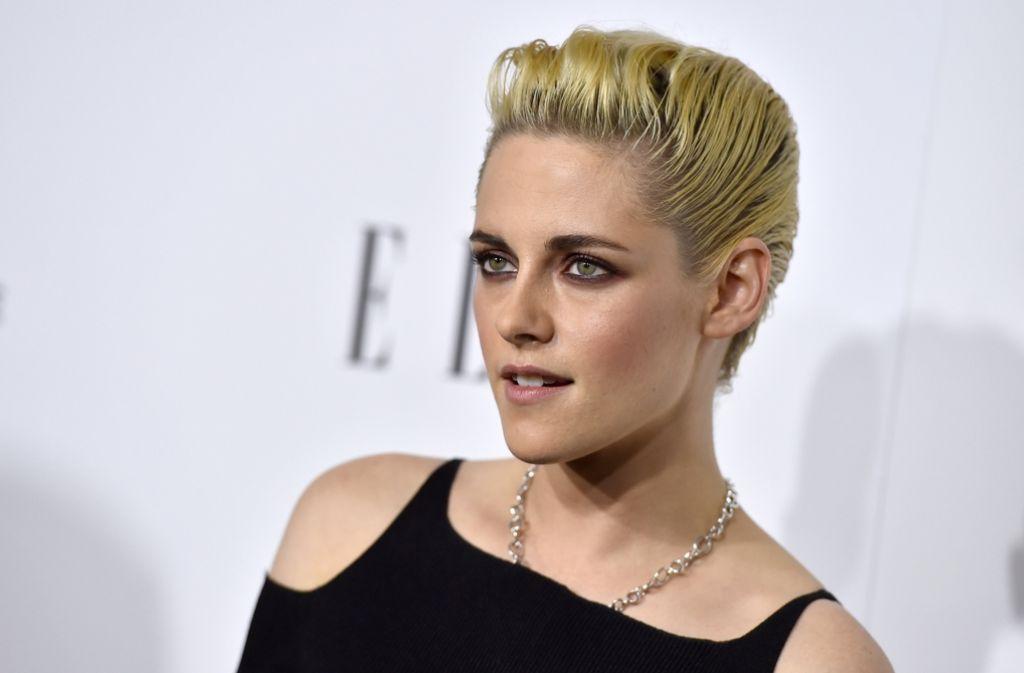 Schauspielerin Kristen Stewart erschien bei den 23. Elle Women in Hollywood Awards.Foto:dpa Foto: