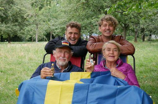 Unterwegs in Schweden mit Peter