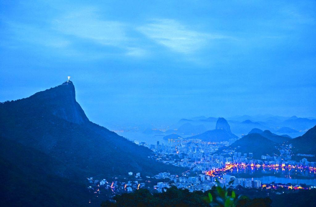 Sportsoziologe Sérgio Settani Giglio ist überzeugt davon, dass die Sommerspiele in Rio ein Erfolg werden können Foto: AP