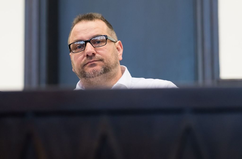 Der im Höxter-Prozess angeklagte Wilfried W. hat zum ersten Mal ausgesagt. Foto: dpa
