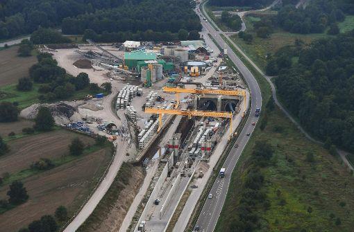 Schweiz fürchtet Laster-Stau auf Alpen