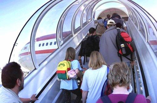 Kunden droht bei Airline-Pleiten Totalverlust