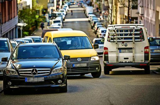 Wie reagiert die Stadt auf die Parkplatznot?
