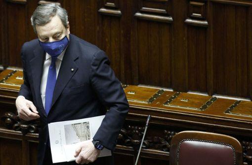 Italiens neuer Premier gewinnt auch zweites Vertrauensvotum klar