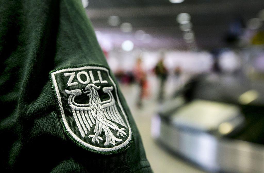 Der Zoll hat am Stuttgarter Flughafen einen ungewöhnlichen Fund gemacht. Foto: Horst Rudel