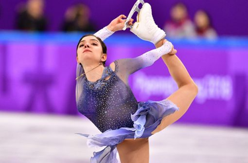 Medwedewa gegen Sagitowa – der Zweikampf auf dem Eis