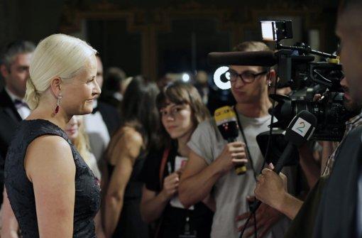 Mette-Marit für Kampf gegen Aids geehrt