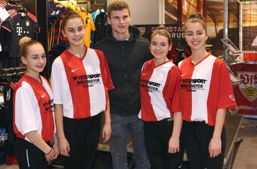 VfB-Stars geben sich ein Stelldichein