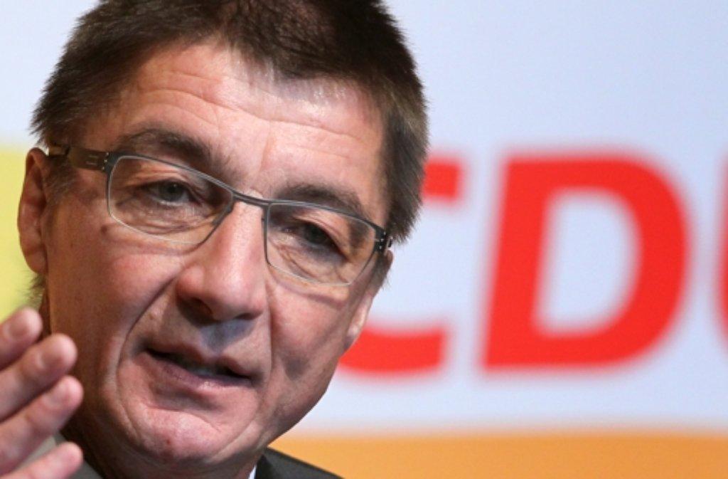 Andreas Schockenhoff ist laut Obduktion an Verbrühungen in der Sauna gestorben. Foto: dpa