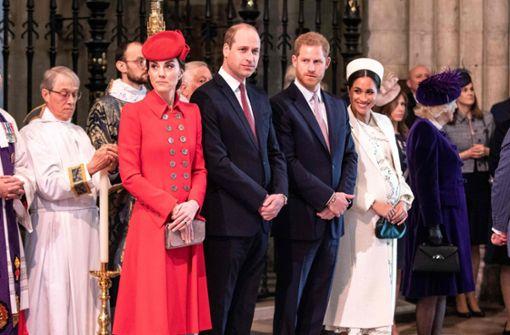 Darum entfolgten die Sussex' den Cambridges