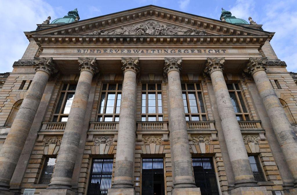 Das Bundesverwaltungsgericht beschäftigt sich einmal mehr mit Stuttgart21. Foto: dpa