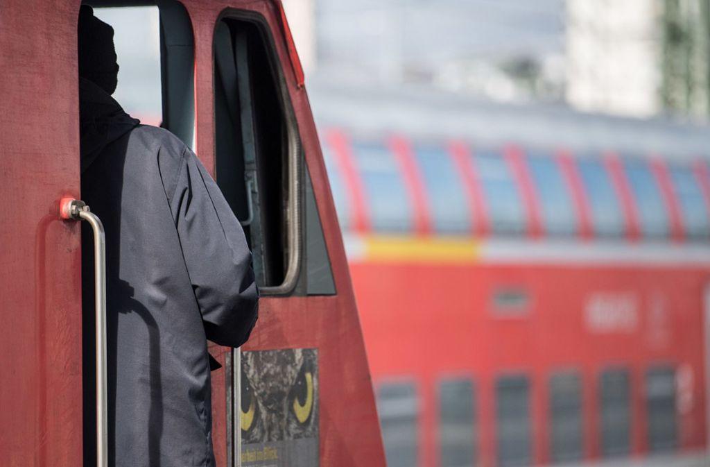 Videoaufzeichnungen überführten den diebischen Lokführer. Foto: dpa