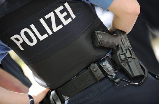 Polizeipräsident klagt über Verrohung
