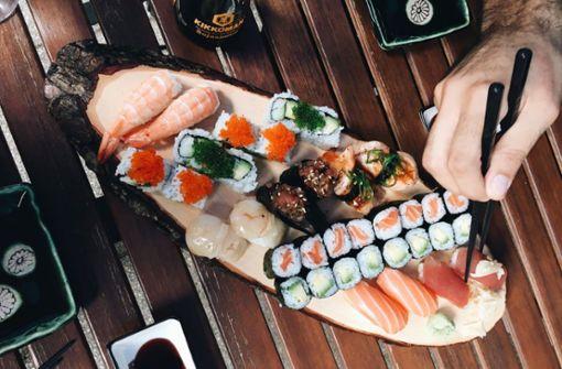 Das sind die besten Sushi-Spots in Stuttgart
