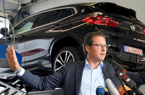 Koalition: Diesel sollen nachgerüstet werden