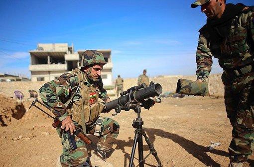 Bomben aus der Luft gegen IS-Anführer