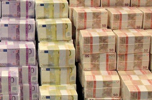 3,2 Milliarden Euro Überschuss erwirtschaftet