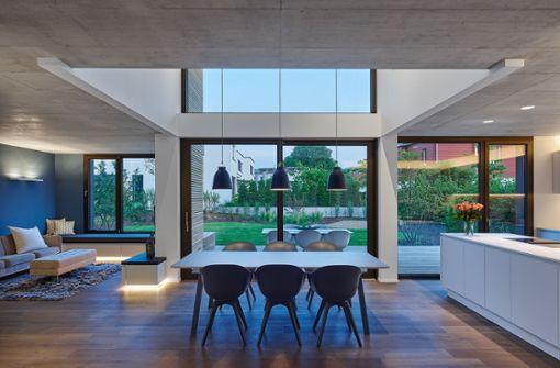 Architektenhaus  mit klarer Kante