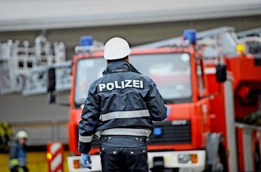 Feuerwehr fordert Polizeischutz an Silvester