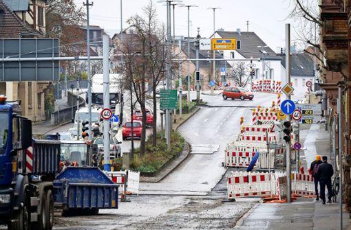 Ludwigsburg: Die nächste Baustelle kommt bestimmt