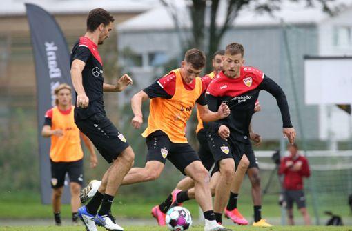 Liveticker: VfB Stuttgart hat gegen  Hamburger SV bestanden