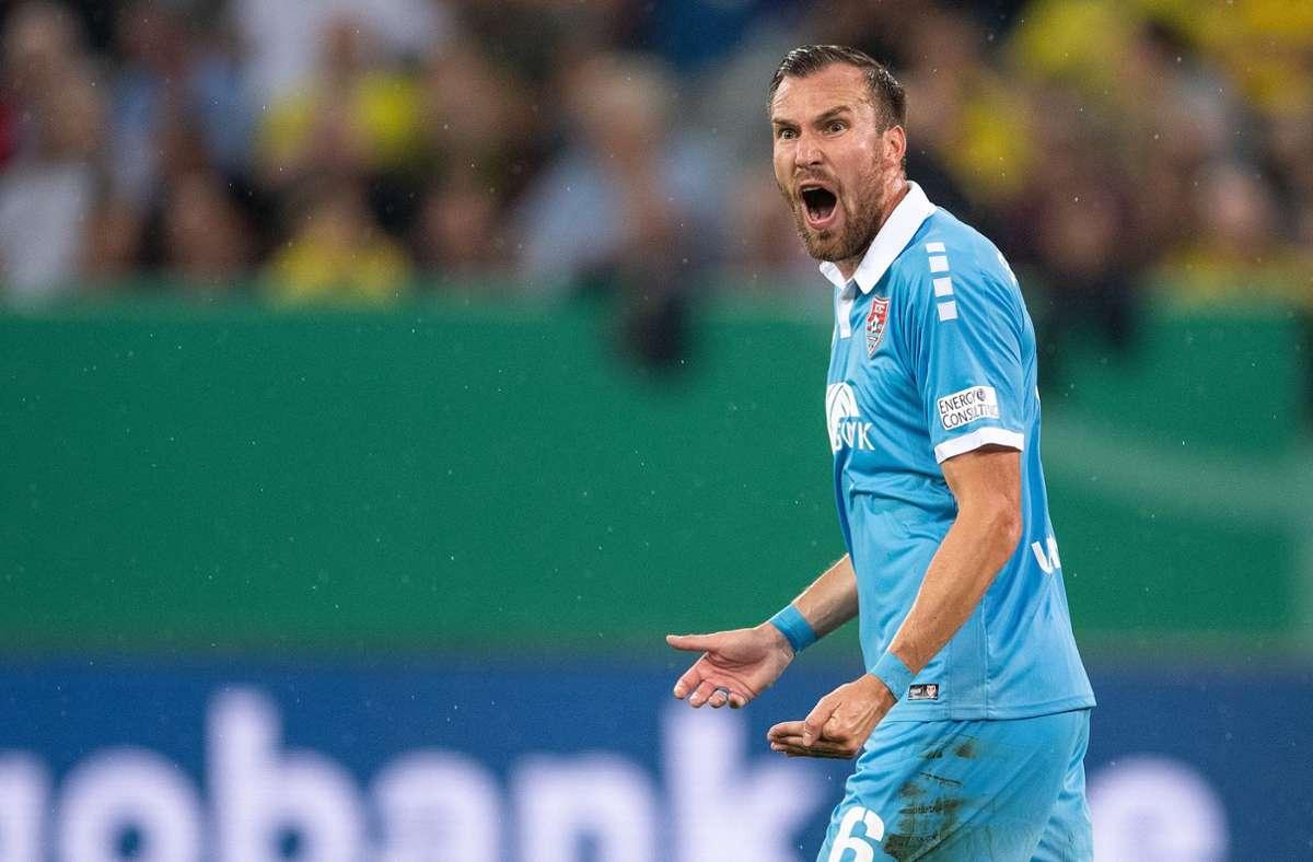 Kevin Großkreutz kickte zuletzt für den Drittligisten KFC Uerdingen. Foto: dpa/Marius Becker