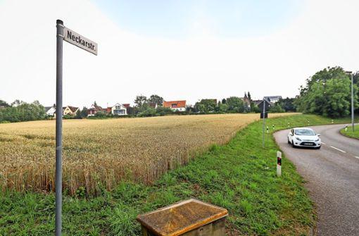 Wohnsiedlung statt  Villenviertel