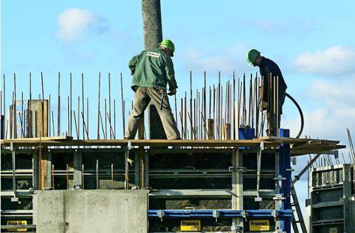 Bauherren sollen nicht nur für sich bauen