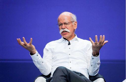 Daimler-Mitarbeiter kritisieren Zetsche teils scharf