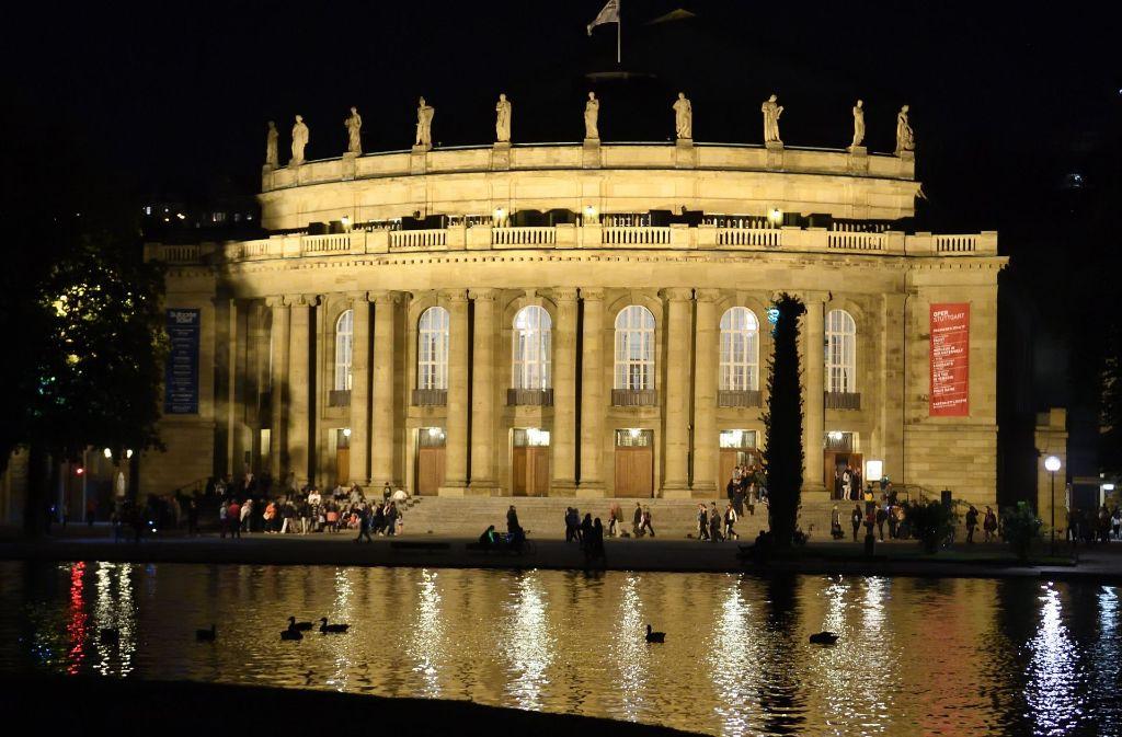 Das Stuttgarter Opernhaus ist schön, aber sanierungsbedürftig. Foto: dpa