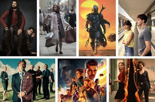 Die besten TV-Serien des Jahres 2020