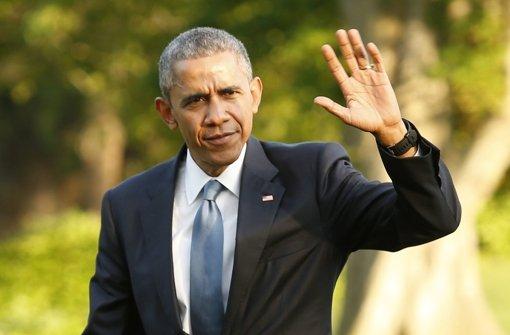 Obama will seine Gegner gewinnen