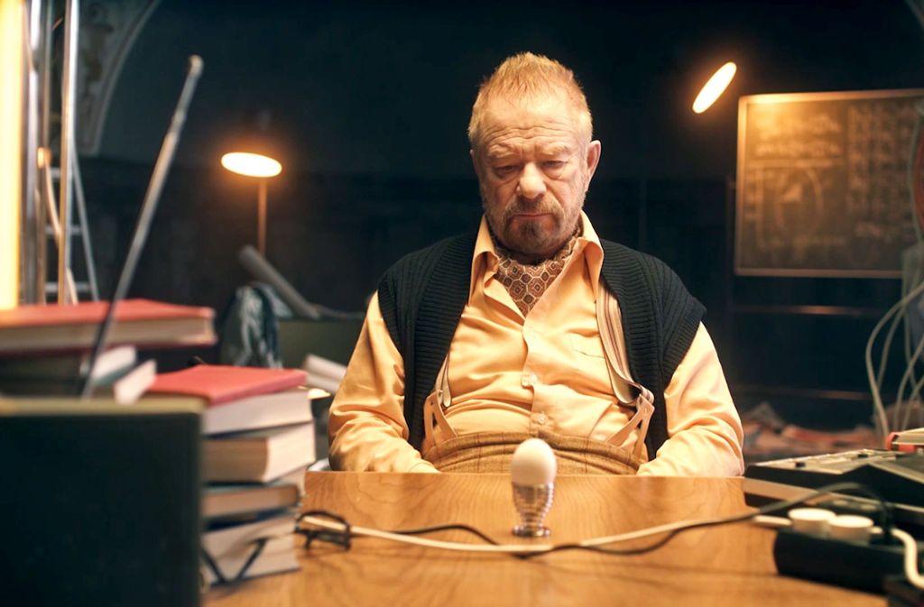 Für einen Werbefilm hat man  die Geschichte vom Ei des Kolumbus neu interpretiert. Foto: Third Picture