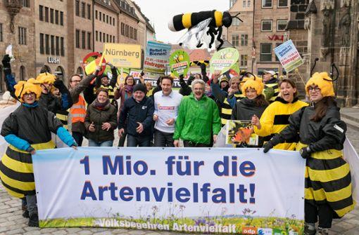 Volksbegehren Artenschutz in Bayern laut Initiatoren erfolgreich