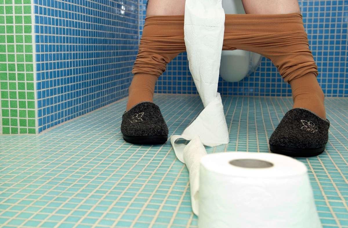 Nach dem Gang aufs WC wird gespült – und das kostet  in deutschen Städten sehr unterschiedlich. Foto: Mascha Brichta/dpa
