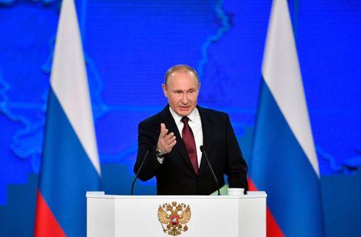 Russischer Präsident ruft zum Kampf gegen  Neonazismus auf
