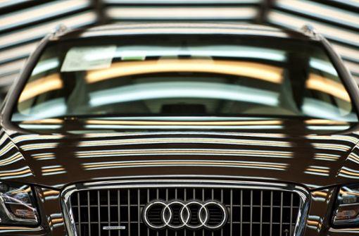 Audi beantragt Kurzarbeit