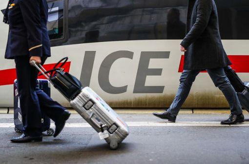 Unruhe bei der Deutschen Bahn wächst