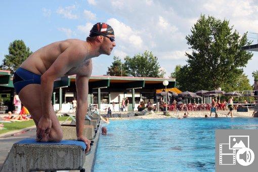 Ohne Beine in den Schwimm-Olymp