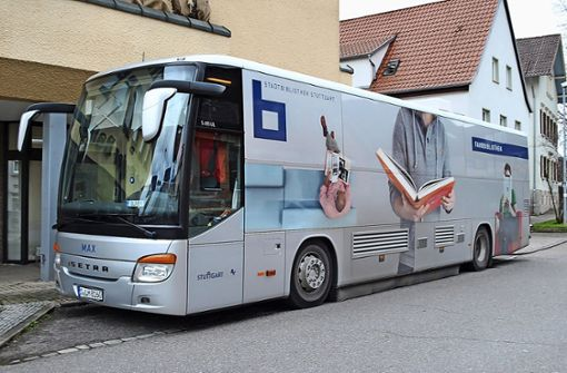 Neuer Fahrplan für den Bücherbus