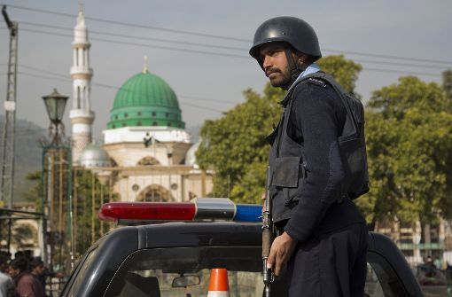 538 Terrorverdächtige in Pakistan festgenommen