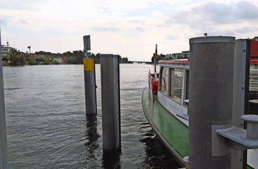 Die Stadt Konstanz lässt den Bus zu Wasser
