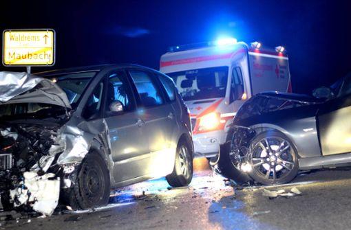 Ortsunkundiger verursacht schweren Unfall