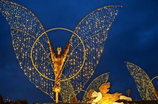 Weihnachtsmeile in Ludwigsburg ist abgesagt