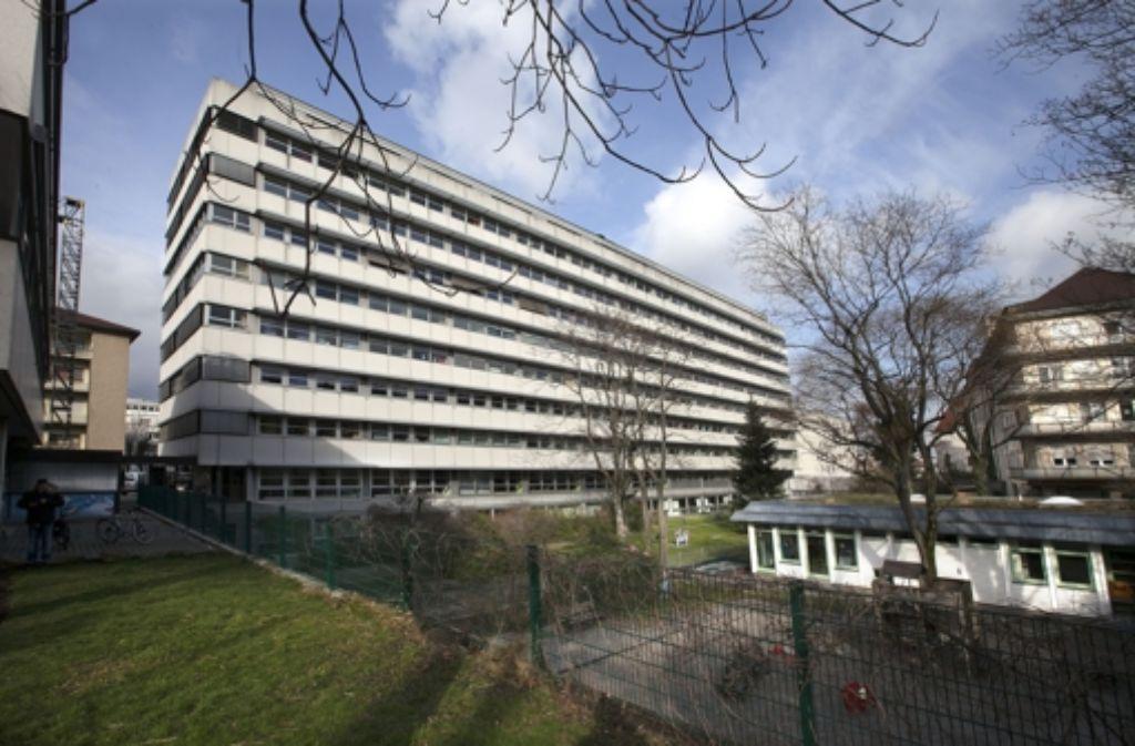 Ungewisse Zukunft: wie geht es weiter mit dem Olgahospital? Foto: Horst Rudel
