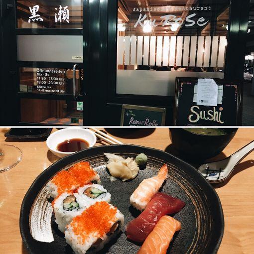 Die besten Sushi-Spots in Stuttgart