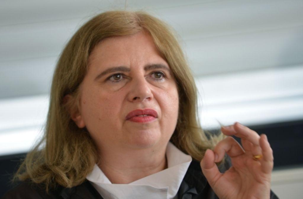 Sibylle Lewitscharoff sorgt mit ihrer Schicksalspredigt für Empörung. Inzwischen hat die Autorin eine ihrer Aussagen zurückgenommen. Foto: dpa