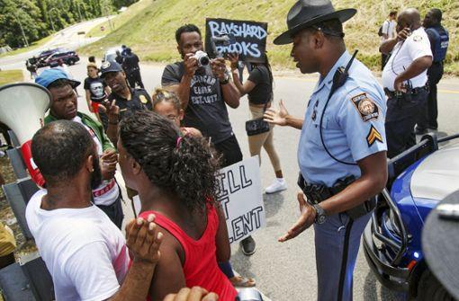 Ermittlungen nach tödlichem Polizeischuss gegen Afroamerikaner